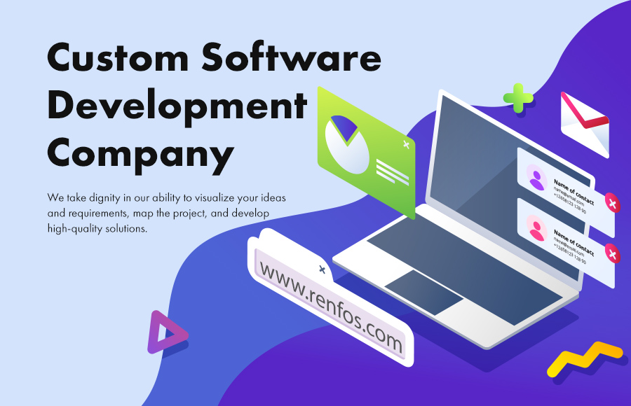 Renfos Technologies Custom Software Development Company:What Our Customers Say