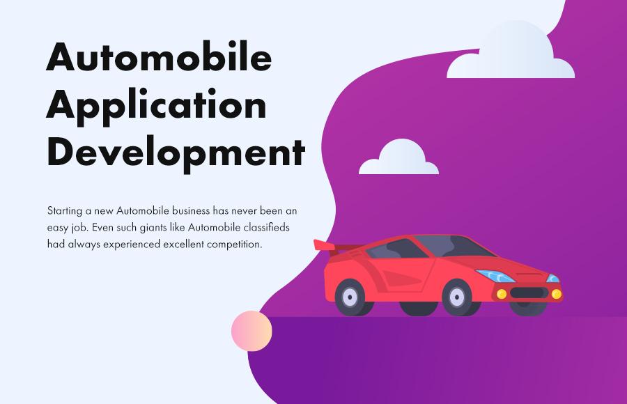 Automobile Application Development : Features