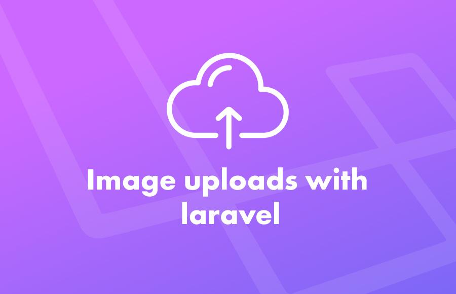 Image uploads with  laravel