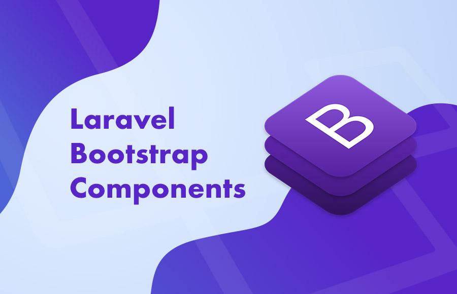 Laravel Bootstrap Components