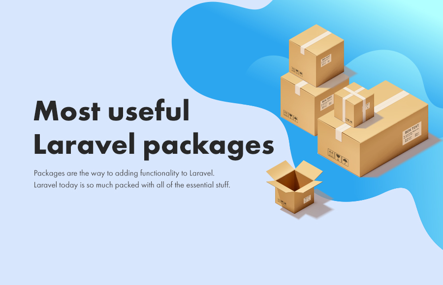 Most useful Laravel packages