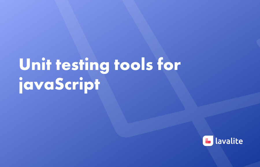 Unit test tools for JavaScript