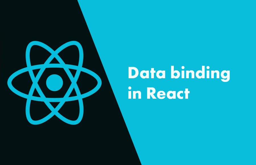 Data binding in React