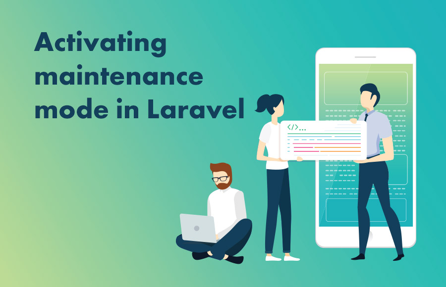 Activating maintenance mode