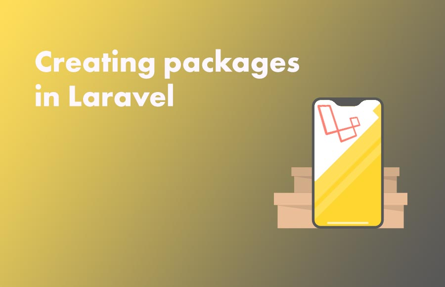Creating packages in Laravel 5