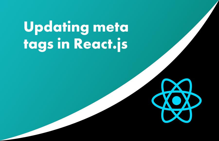 Updating meta tags in React.js